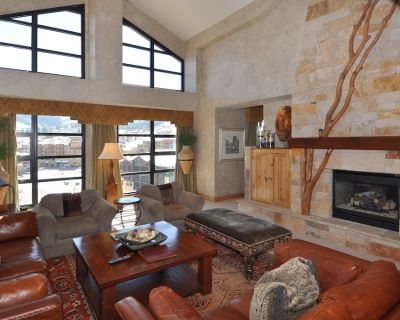 Stunning penthouse with 3,600 sq. ft. of luxury! - Park City
