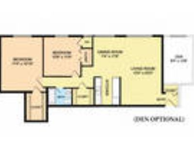 Chelsea Square Apartments - Two Bedroom - Den Opt.