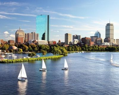 Boston Getaway! Comfy Unit, Restaurant, Fitness Center - Downtown Boston