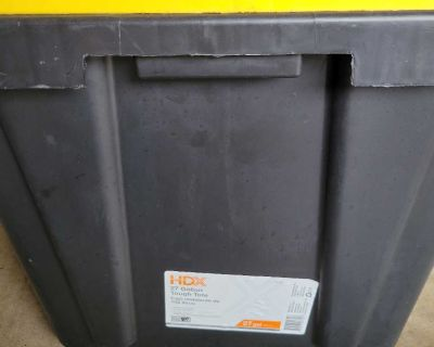 27 gallon storage containers