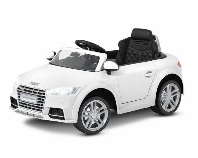 BNIB Audi TT Roadster Ride On Toy age: 3 to 7 years