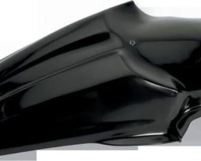 Ufo Plastics Rear Fender Black / Oem Style Ka03715-001