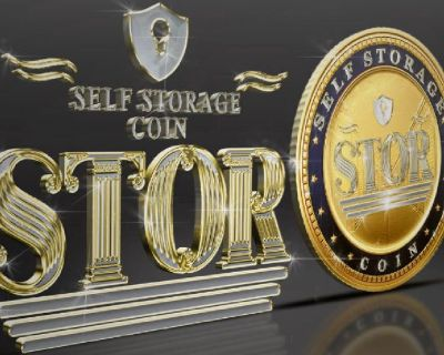 Check out the best  ICO at Self Storage Coin ICO: Symbol STOR !!