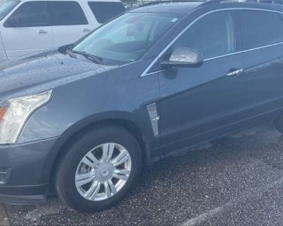 2012 Cadillac SRX Standard