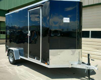 2022 Everlite EACFA60X12SI2 6x12 Aluminum Enclosed Trailer