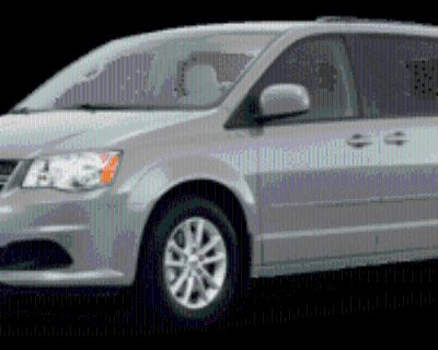 2016 Dodge Grand Caravan SXT Plus