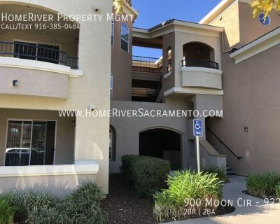 2 Bedroom 2 Bath Condo in Desirable Gated Community Close to Shopping