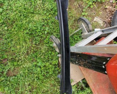 Porsche 914 fiberglass lower chin spoiler