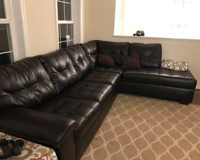 Full seating + recliner