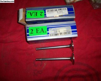 041 Exhaust Valves 35.5 mm