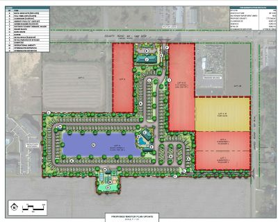Approved PUD - 196 Lot Rv Subdivision