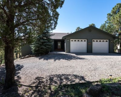 Above The Falls, Pool Table ,room for 10 ,great Deck Views - Ruidoso