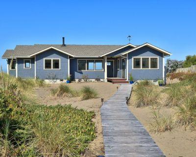 The Dolphin House Bodega Bay-Park & Beach front, Ocean views - Salmon Creek