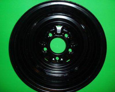 "1961 1962 1963 1964 Pontiac Reverse 14"" 5 On 5 (127mm) Rim Wheel 59 60 P/coated"