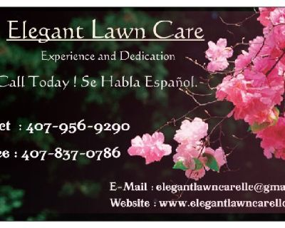 General Lawn Care /  sod/ Residential / Commerical