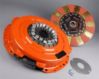 Centerforce Df148679 Dual Friction Clutch Pressure Plate And Disc Set