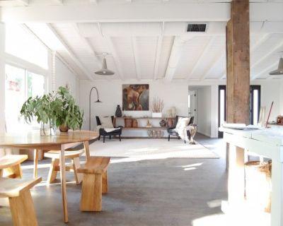 Urban/Mid-Century/Designer/Rustic-Modern/Scandinavian Ranch Home in UNINCORPORATED LA County, Chatsworth, CA