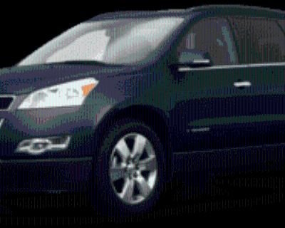 2009 Chevrolet Traverse LT with 1LT FWD