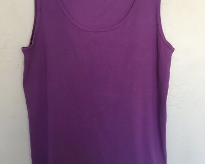plus size 4X women's tank- new with tags