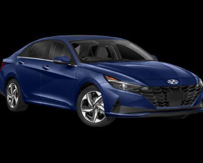 New 2022 Hyundai Elantra Hybrid Limited FWD 4dr Car