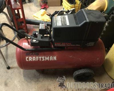 FS Craftsman air compressor