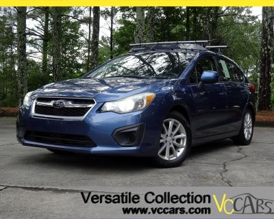 2013 Subaru Impreza Wagon 2.0i Premium Heated Seats 5 Speed Manual BT Alloys