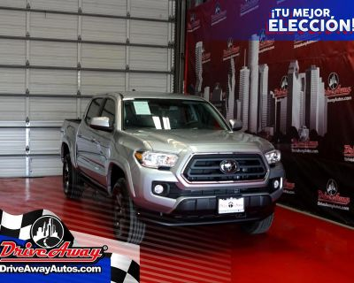 2021 Toyota Tacoma 2WD TRD Off Road Double Cab 5' Bed V6 AT (Natl)