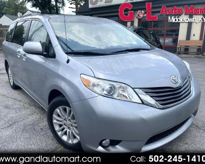 Used 2011 Toyota Sienna 5dr 7-Pass Van V6 XLE AAS FWD (Natl)