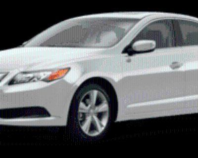 2014 Acura ILX Standard
