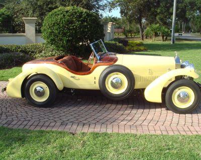 1950 Bentley Roadster