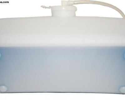 Washer Container,W/Cover & Hose,356BT6,356C