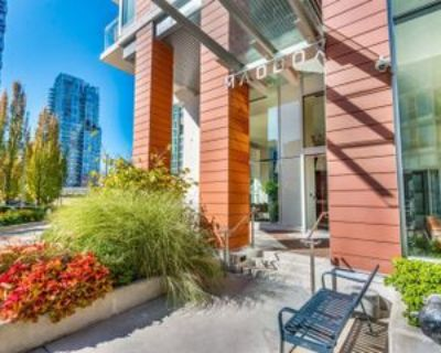 1351 Continental Street #1801, Vancouver, BC V6Z 1R6 1 Bedroom Apartment