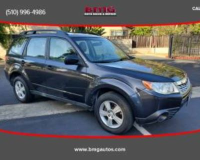 2011 Subaru Forester 2.5X with Alloy Wheel Value Package Auto