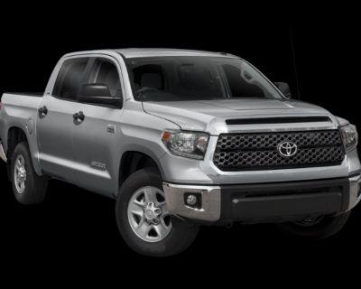 New 2021 Toyota Tundra 4WD SR5 SR5 CrewMax 5.5' Bed 5.7L (Natl)