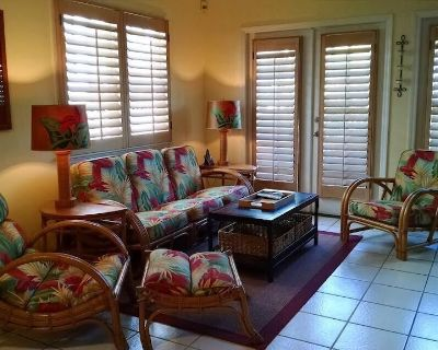 Charming condo with No Car Needed and Bikes Included. Best location in town ! - Old Town Key West