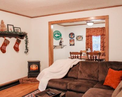 Cozy UP Cottage minutes from skiing & trails! - Ramsay