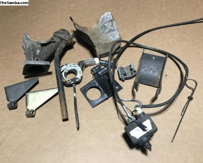 Used Parts Lot