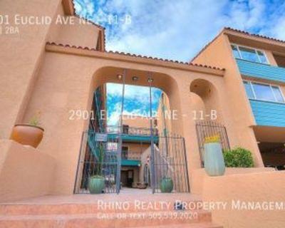 2901 Euclid Ave Ne #11B, Albuquerque, NM 87106 2 Bedroom Apartment