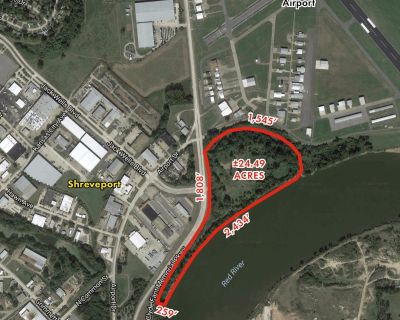 24.49 Ac. on Red River