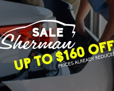 Sherman Auto Body Parts on Sale at CARiD