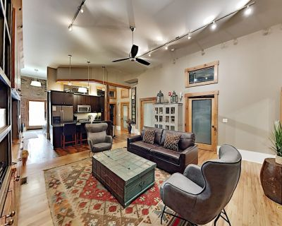 Newly Renovated Loft Apartment in Heart of Downtown - 2 Blocks to Pack Square - Downtown Asheville