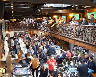 Multilevel SOMA Craft Beer Sports Bar - FULL VENUE RENTAL - IDEAL for your BEST event yet!, San Francisco, CA