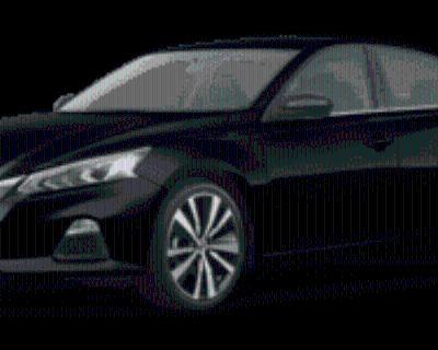 2020 Nissan Altima SR VC-Turbo