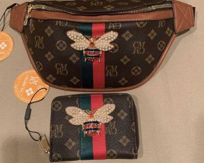 Summer Travel bag/Wallet