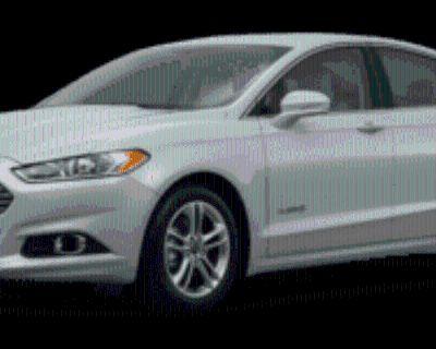 2015 Ford Fusion Hybrid Titanium