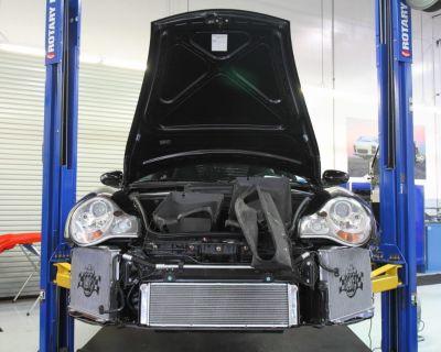 WTB 991 Turbo center Radiator