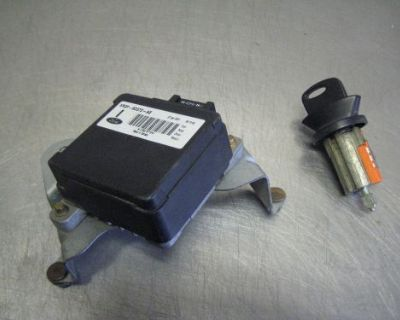 2002 Ford Mustang Gt Ignition Key & Tumbler Fpdm Fuel Pump Driver