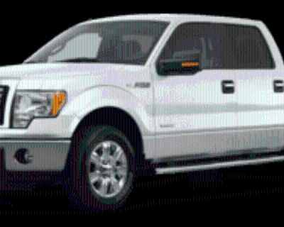 2012 Ford F-150 King Ranch SuperCrew 6.5' Box 2WD