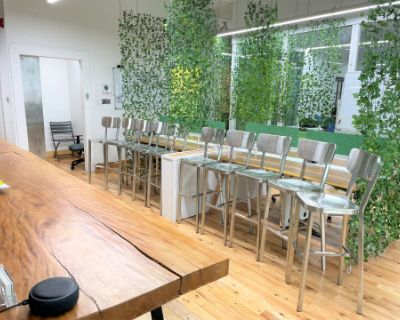 Open Event/Workshop Space for 12, Philadelphia, PA