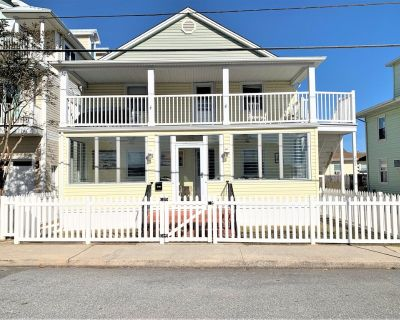 3 br 3 bath apartment on the water with a boat dock - 15th St. Dog friendly! - Ocean City